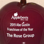 Rose Group Named Applebee's 2019 'Operator of the Year' and 'Franchisee of the Year'
