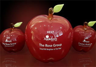 Applebee's Presents Top Honors at 2017 Fall Franchise Conference